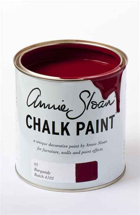 chalk paint by sloan burgundy chalk paint 174 wonderfaux home