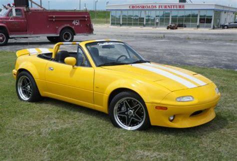 1992 mazda miata mx5 project car v8 miata forum home of the v8 miata conversion find used 1992 mazda miata v8 monster miata sunburst yellow under 2000 miles in normal