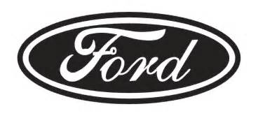 Black Mustang Logo Ford Mustang Emblem Clipart