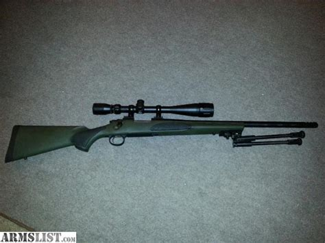 Remington 700 Vtr 308 object moved