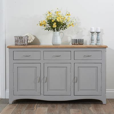 Grey Dining Room Sideboard Seville Grey Painted Distressed Sideboard Robson Furniture