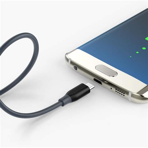 Anker Powerline Micro Usb Cable 6ft 18m Gray A8133h11 anker powerline micro usb 3ft gray with 10 000 bends lifespan