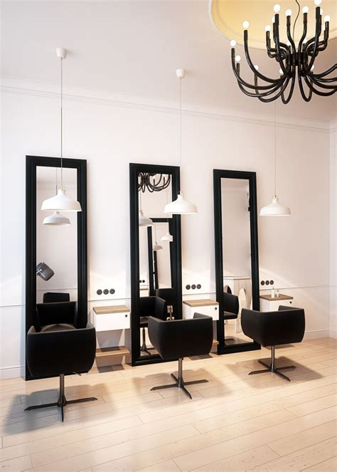 interior design idea best 25 salon interior design ideas on salon