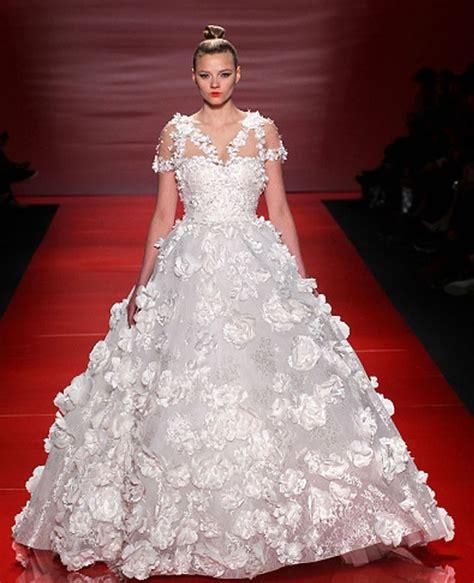 Gaun Pengantin Merak 50 inspirasi gaun pengantin 2015