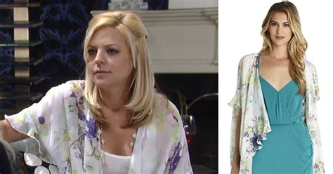 gh maxies hair feb 13th 2015 i m a soap fan maxie jones s floral kimono general