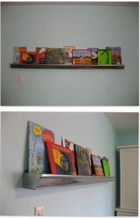 Gutter Shelf by Diy Gutter Book Shelf Kid S Room