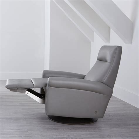 The Comfort Recliner by The Comfort Recliner Ella Comfort Recliner By American Leather Cantoni Furniture
