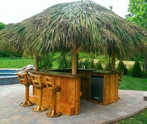 tiki huts for sale tiki bar cedar tiki bar custom tiki bars for sale