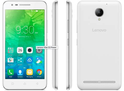 Lenovo Vibe C2 Power lenovo vibe c2 power goes official with 2gb ram and 3500mah battery