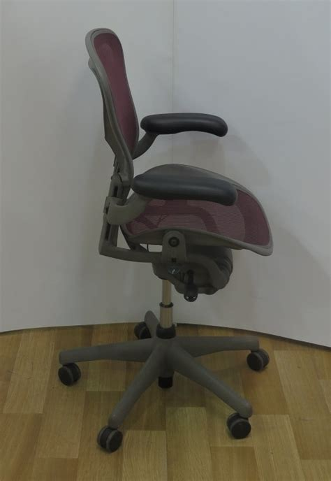 herman miller aeron task chair  stock   delivery