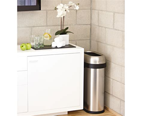 Kitchen Can Do 8 In 1 Kitchen Can Do 8i Kode Vc12343 simplehuman 50l slim steel open bin
