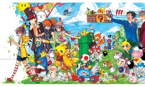wallpaper cartoon videogames game on by cartoongirl7 on deviantart