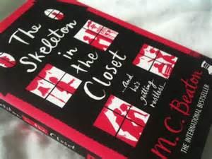 The Skeleton In The Closet Mc Beaton by M C Beaton Savidge Reads Page 2