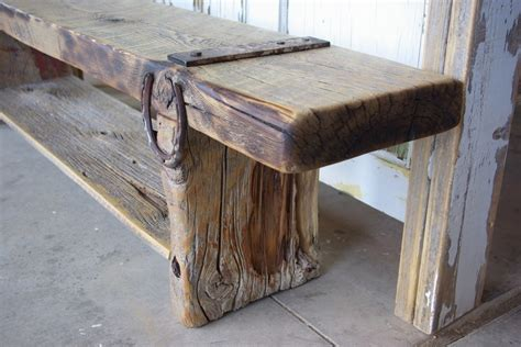 Furniture Made Of Reclaimed Wood by Create Adorable House Design With Reclaimed Barn Wood Furniture Trellischicago