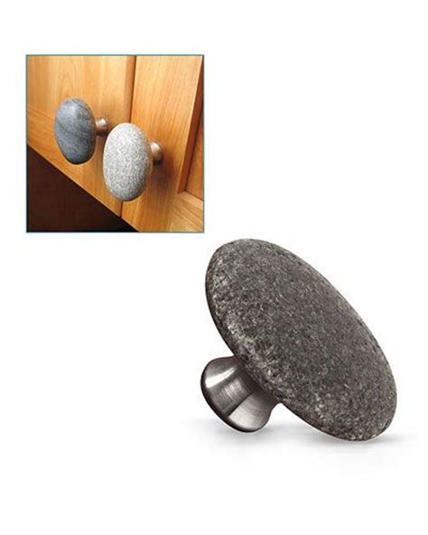 natural stone cabinet pulls 31 best images about rocks not just for outside anymore