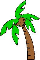 printable coconut tree template chicka chicka boom boom book