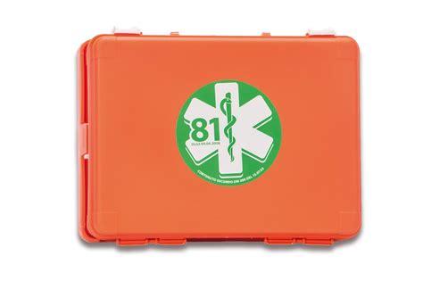 cassette pronto soccorso vuote pvs medic 1 valigetta pronto soccorso allegato 2 base