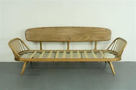 ercol studio couch for sale refurbished vintage ercol 355 studio couch sofa bed with