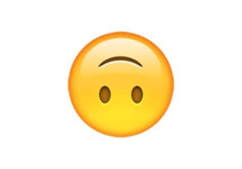 emoji analysis upside  smiley
