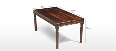 Jali Dining Table Jali Sheesham 160 Cm Thakat Dining Table Quercus Living
