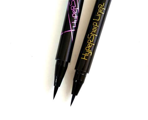 Maybelline Eyeliner Hypersharp cheap finds maybelline hypersharp wing liner project vanity