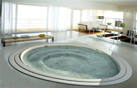 schöne badewannen eingelassene badewanne 41 tolle designs archzine net