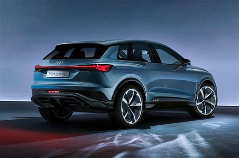 Audi Electric Suv 2020 by Audi Reveals Q4 E Electric Suv Ahead Of 2020 On Sale