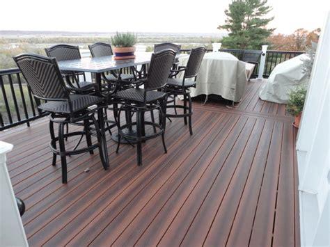 pvc decke st louis decks composite decking vinyl decking azek