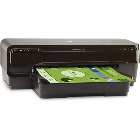 Printer Hp Officejet 7110 A3 hp officejet 7110 a3 colour thermal inkjet printer