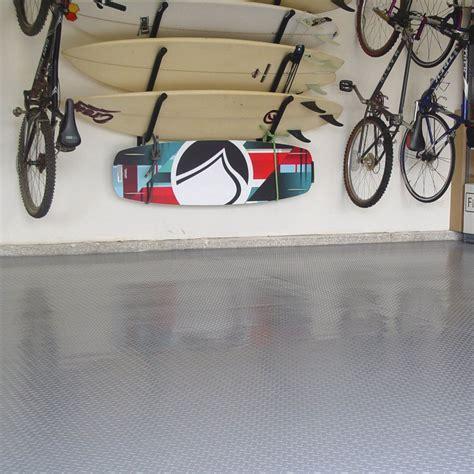 2 Car Garage Floor Mat   Diamond Deck in Garage Floor