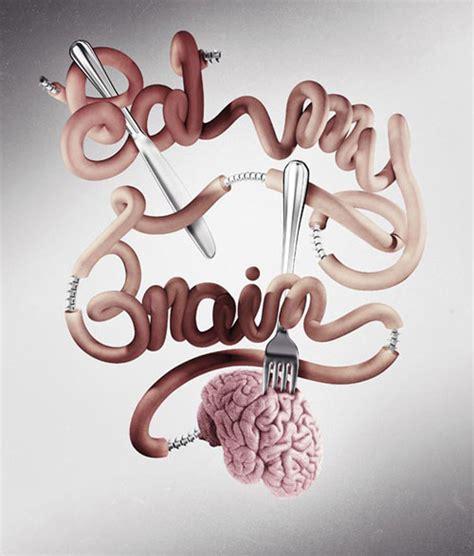 desain brosur tipografi inspirasi keindahan desain tipografi idesainesia