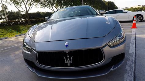 Maserati For Sale Ebay by 2015 Maserati Ghibli For Sale Low Pristine Ebay