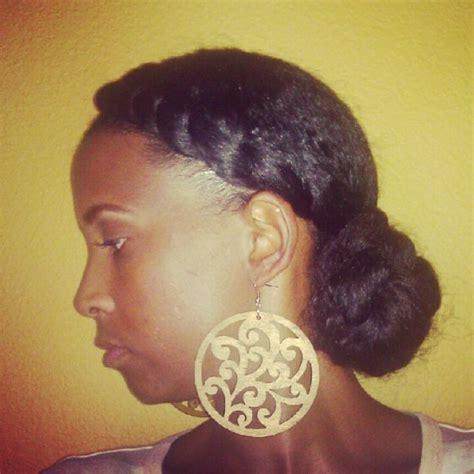 natural hairstyles buns tutorial summer twist n bun