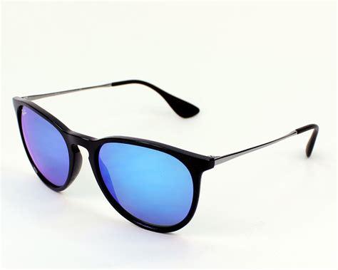 Kacamata Rayban Erika Bludru 4171 lunettes de soleil ban rb 4171 601 55 noir avec des