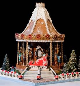 Gingerbread house ideas christmas in clinton