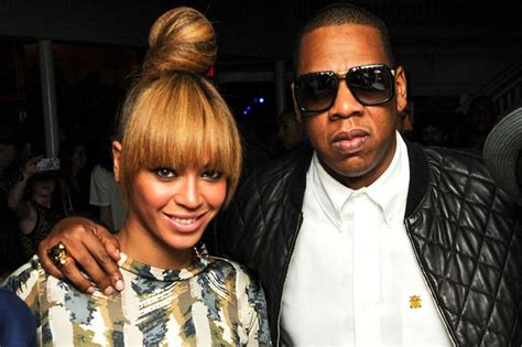 Beyonce And Z Ink The Knot by Beyonce And Z S Only Turned 4 Years