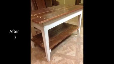 diy project make a coffee table with storage from a piano