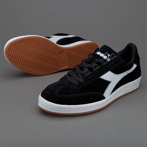 Sepatu Basket Merk Spotec sepatu sneakers diadora b original black
