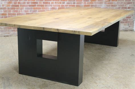 Reclaimed Wood Conference Table Modern Reclaimed Wood Conference Table Ecustomfinishes
