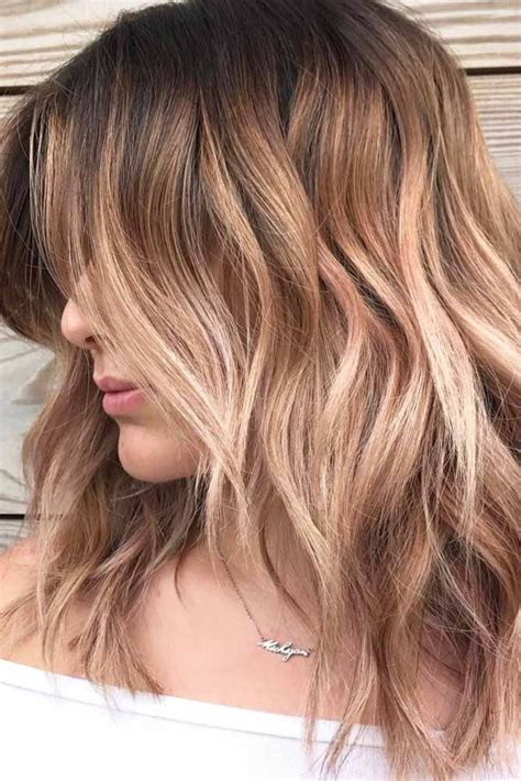 layered hair color ideas best 25 shoulder length layered hair ideas on