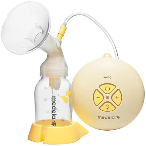 Buy Medela Swing Breast Pump With Calma Teat John Lewis