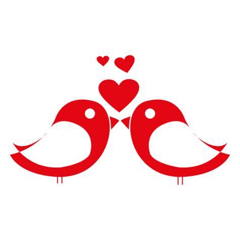 imagenes abstractas en png lovebirds cartoon transparent png svg vector