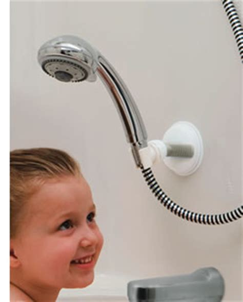 Safe Er Grip Portable Shower Arm by S Helper Inc Helping Is Our Business
