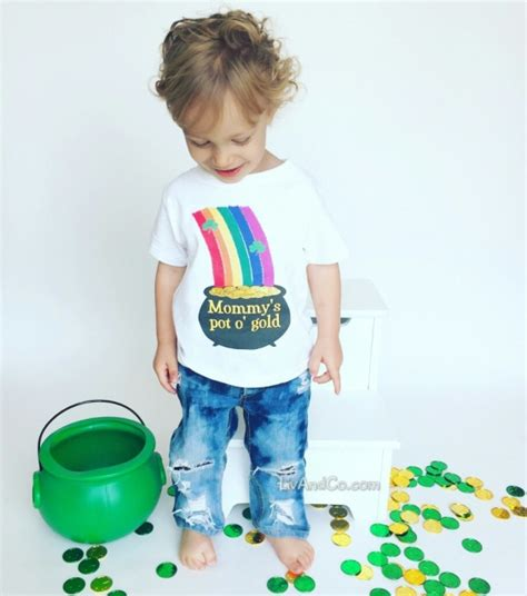 baby st patricks day outfit irish baby outfit pot