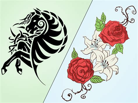 designing your own tattoo how to design your own 14 steps with pictures