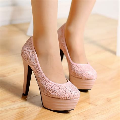 high heels girl latest trend of high heels for women at new year from 2014