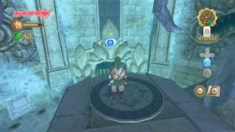 Loz Gift Large 9517 Bird Pink skyward sword walkthrough skyview temple s palace