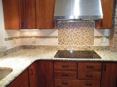 glass mosaic tile kitchen backsplash ideas 25 glass tile backsplash design pictures for kitchen 2018