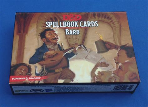 d d 5e spellbook card template tgn review d d spellbook cards tabletop gaming news