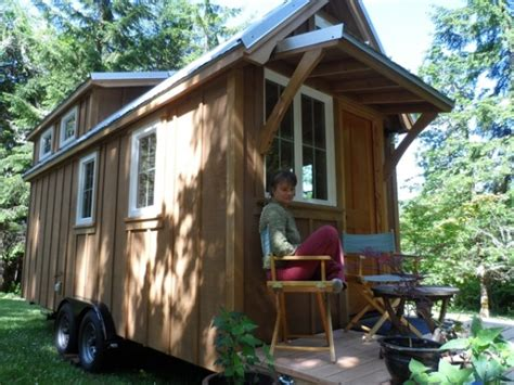 homes on wheels ynez tiny house on wheels by oregon cottage company